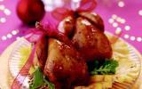 Cailles à l'ananas