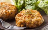 Croquettes de pommes de terre et thon