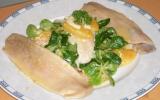 Salade de haddock à l'orange