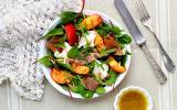5 plats sublimés avec des fruits de saison