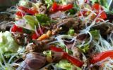 MA salade thaï au bœuf pimenté