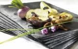 Pommes de terre surprises à l'emmental de Savoie