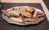Samossas à la viande