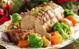 Rôti de porc en cocotte aux épices et légumes