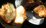 Muffins aux pommes et à la cannelle façon crumble