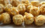 Mini muffins de rillettes