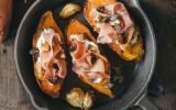 5 plats sublimés avec du jambon cru