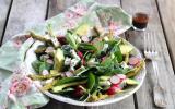5 salades qui croquent grâce aux radis
