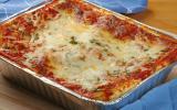 Lasagnes aux légumes et fromage à raclette RichesMonts