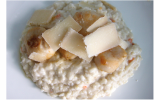 Risotto de Saint jacques