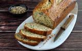 Cake aux graines de sésame