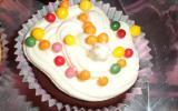 Cupcakes au chocolat et sa crème chantilly