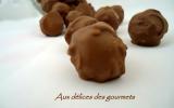Bouchées aux abricots