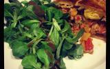 Empanada aux légumes du soleil