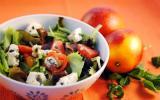 Salade vitaminée au Roquefort