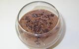 Crème chocolat amer au mascarpone
