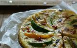 Clafoutis provençal à la poële