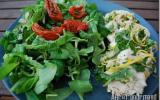 Salade fraicheur de poulet aux fines herbes