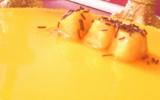 Bavarois à l'ananas