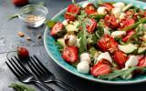 5 ingrédients insolites à associer à la fraise pour changer de la chantilly