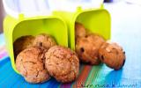 Cookies à la canneberge et aux noix du Brésil