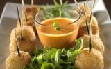 Croquettes de pommes de terre au fromage à raclette
