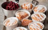 Les cupcakes de haricots blancs à la confiture