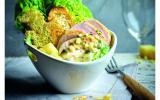 Salade césar au Beaufort