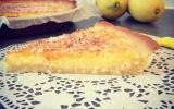 Tarte au citron-coco