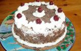 Le gâteau de la Forêt Noire