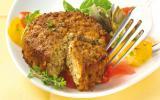 Croc' Tofu sauce pistou