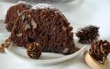 Gâteau au chocolat et aux noix économique