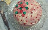 Gâteau rouge velours