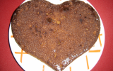 Gâteau fondant au chocolat sans farine