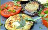 Babylone de légumes au Cantal et petit concours à la poêle