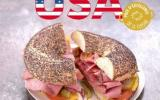 Recettes made in USA par Marie-Laure Tombini