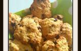 Cookies savoureux aux tomates séchées