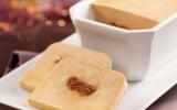 Terrine de foie gras coeur de figues