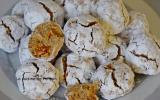 Biscuit aux baies de goji, à la farine de fonio, sans gluten