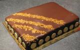 Le Caprice (entremets au chocolat)