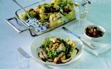 Gratin festif aux choux avec Kikkoman Sauce Soja