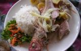 Blaff de poisson maison