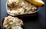 Rillettes de sardines à l'Italienne