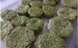 Flan courgettes/brocolis