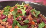 Chili con carne rapide et relevé