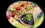 Diet' Burrito: Poulet con Guacamole !