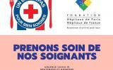UN BON REPAS POUR BIEN SOIGNER : initiative de la Fondation Hôpitaux de Paris - Hôpitaux de France