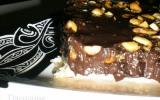 La dacquoise au chocolat & carambar
