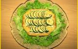 Tartelettes fines aux courgettes et Chavroux