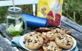 Cookies énergie sans gluten chocolat et fruits secs